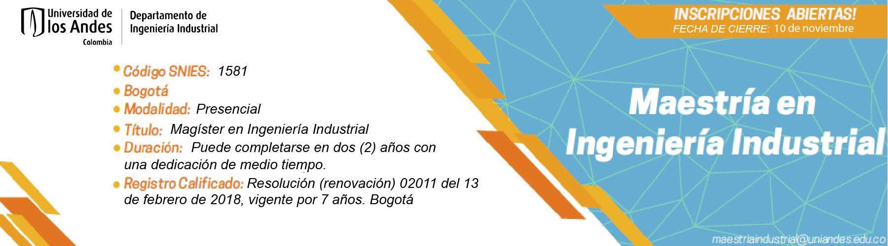 Industrial Uniandes