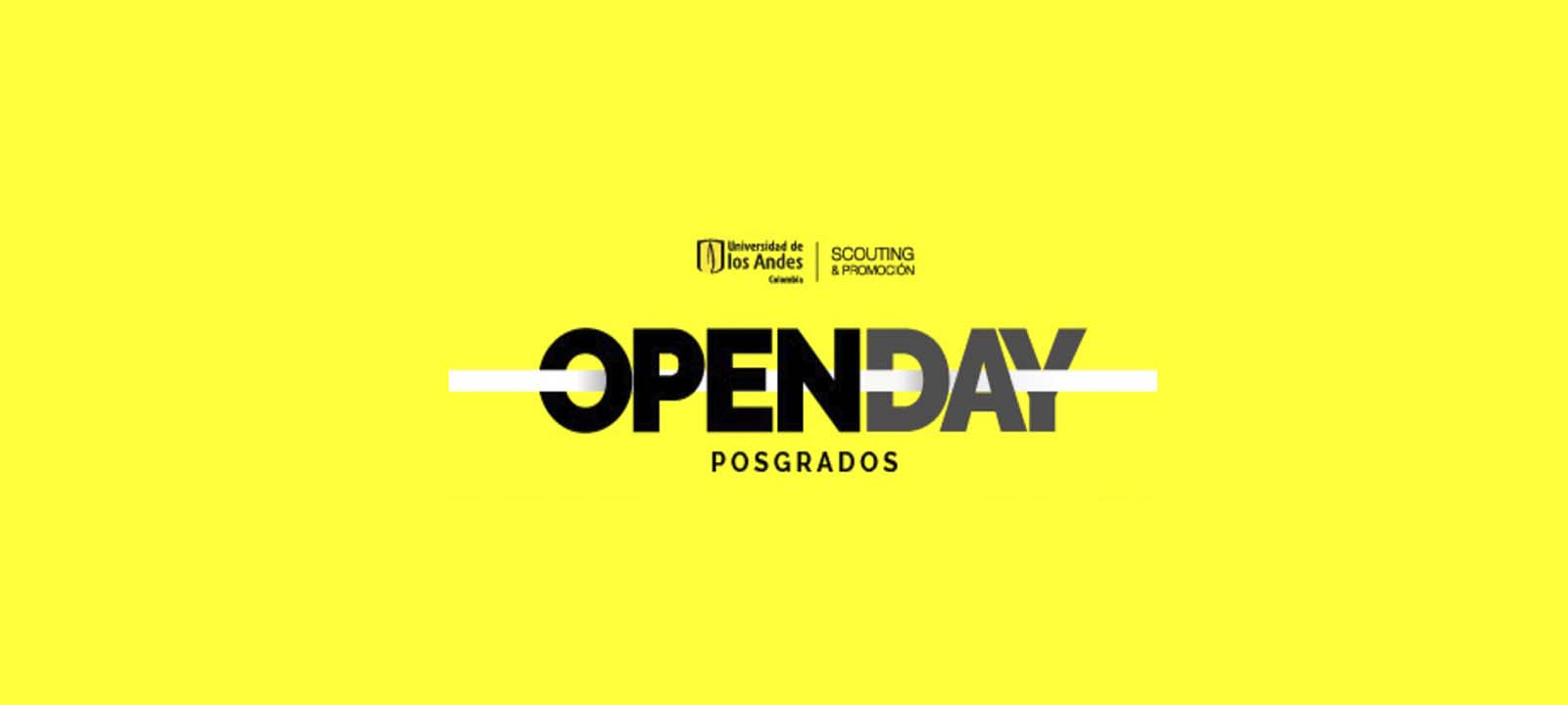 Open Day | Uniandes